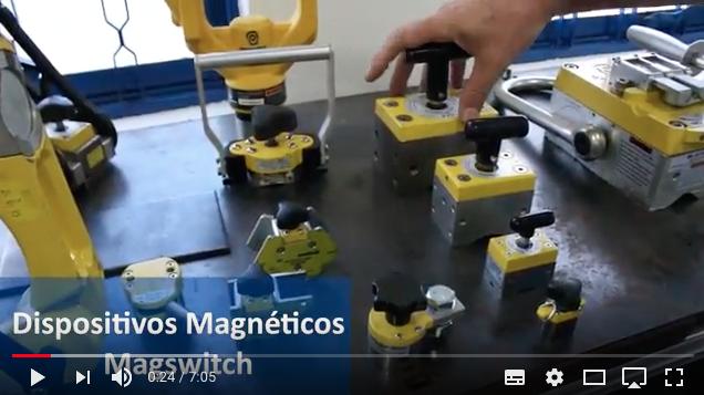dispositivos magnéticos magswitch