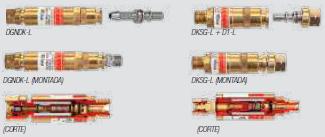 Imagem de Válvulas de Segurança de Engate Rápido