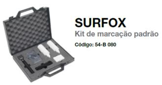 kit de marcação