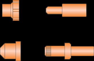 Imagem de Tocha TP-8 e TP-9