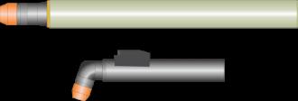 Imagem de Tocha PCH-25, PCH-35 e PCM-40